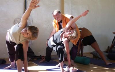 Medytacja dynamiczna faza pierwsza