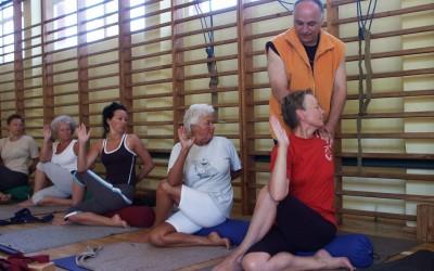 Medytacja dynamiczna faza druga