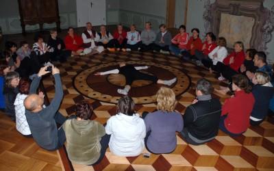 Medytacja dynamiczna faza trzecia