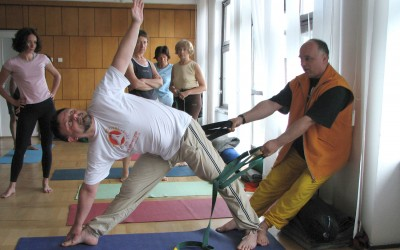 Idź do jogina Maitrei