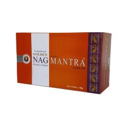 Kadzidło szczęścia Golden Nag Mantra 15 g