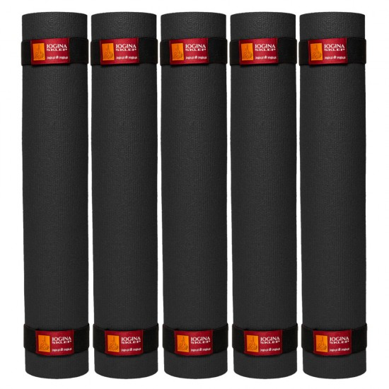 Piątka mat surja 4,5 mm czarne