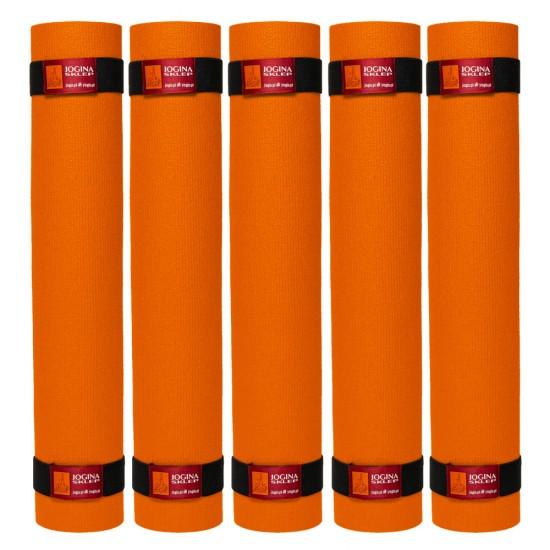 Piątka mat surja 4,5 mm pomarańczowe