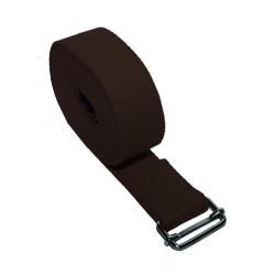Używany pas jogina - brązowy