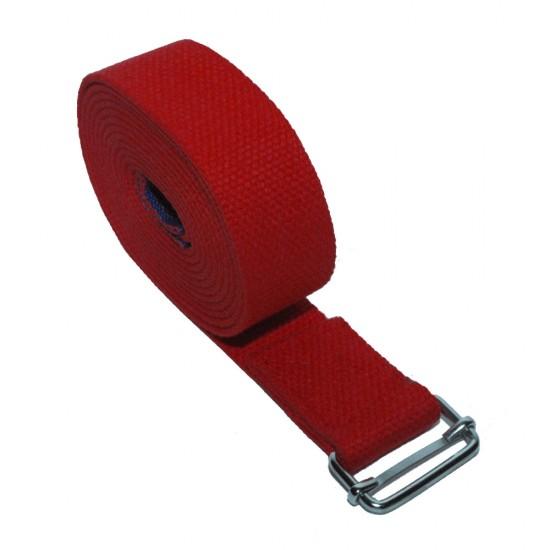 Czerwony 4 cm Pasek od Ręki 10 OK pasek do jogi
