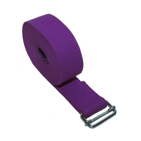 Fioletowy 3 cm Pasek od Ręki 10 OK pasek do jogi