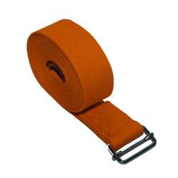 Używany pas jogina - pomarańczowy