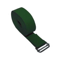 Używany pas jogina - zielony