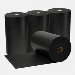 4 Rolki Surja 3 mm czarne