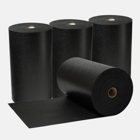 4 Rolki Surja extra 4,5 mm czarna