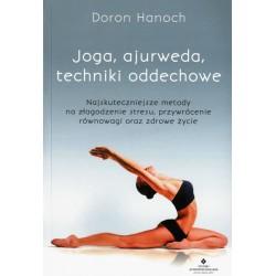 Joga, ajurweda, techniki oddechowe - Doron Hanoch