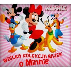 Disney - Wielka kolekcja bajek o Minnie