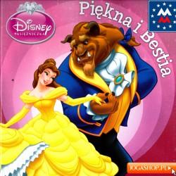 Disney Księżniczka Piękna i Bestia
