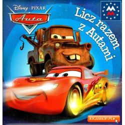 Disney Pixar Auta. Licz razem z autami