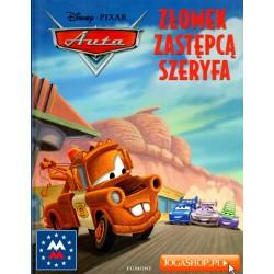 Disney Pixar Auta. Złomek zastępcą szeryfa
