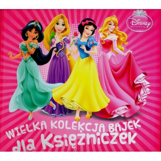 Disney - Wielka kolekcja bajek dla księżniczek