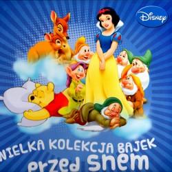 Disney - Wielka kolekcja bajek przed snem