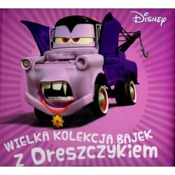 Disney - Wielka Kolekcja Bajek z dreszczykiem
