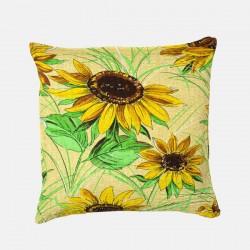 poduszka zdrowotna jasiek 35x35 cm  Słoneczniki van Gogha