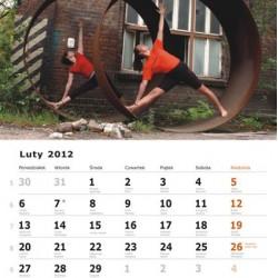 KALENDARZ 2012 - JOGA DROGA DO WOLNOŚCI