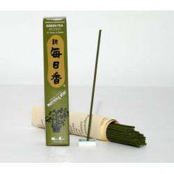 kadzidełka japońskie - naturalny zapach zielonej herbaty