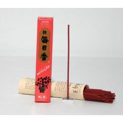 kadzidełka japońskie - boski zapach lotosu