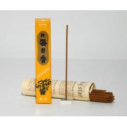 kadzidełka japońskie - relaksujący zapach kwiatów mimozy