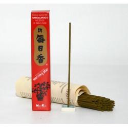 kadzidełka japońskie - naturalny zapach drzewa sandałowego