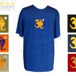 Męska Koszulka T-shirt haft z symbolem OM