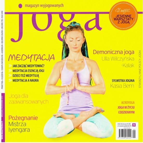 joga - magazyn wyjogowanych - nr 9