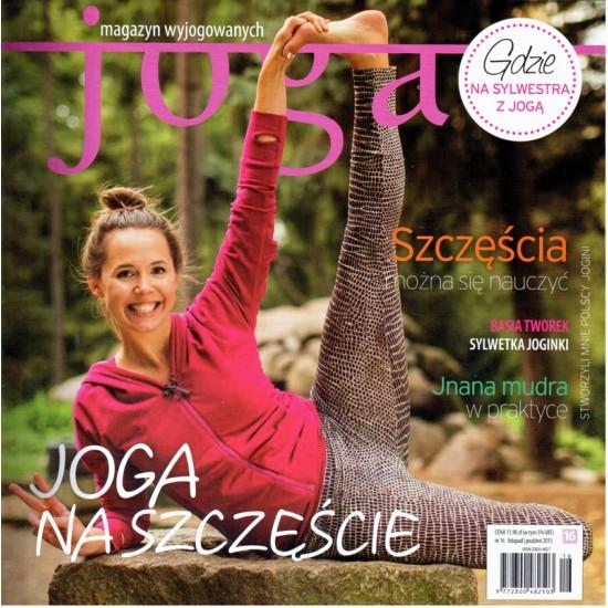 Joga - magazyn wyjogowanych - nr 16
