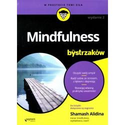 Mindfulness dla bystrzaków - Shamash Alidina