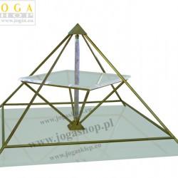 Duchowa Piramida Yantra - duże Oko Horusa