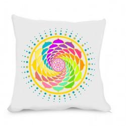 Rainbow Mandala - jasiek 40x40 haft