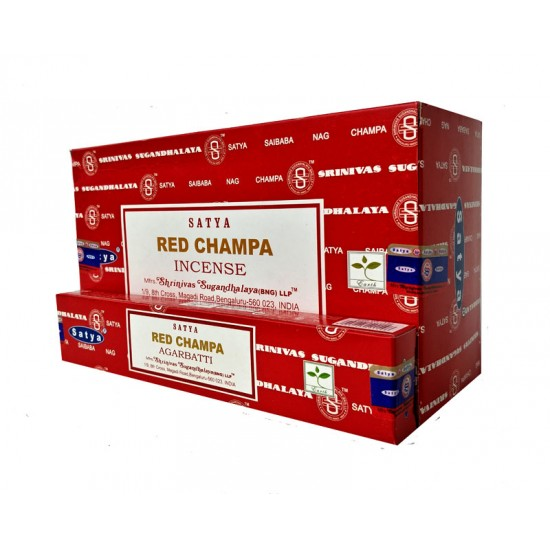 Satya Red Champa 15 g