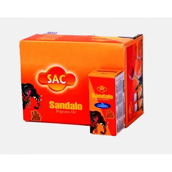 SAC sandałowy olejek zapachowy 10 ml