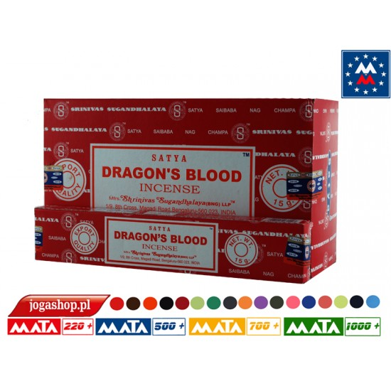 Satya Dragons Blood 15 grams