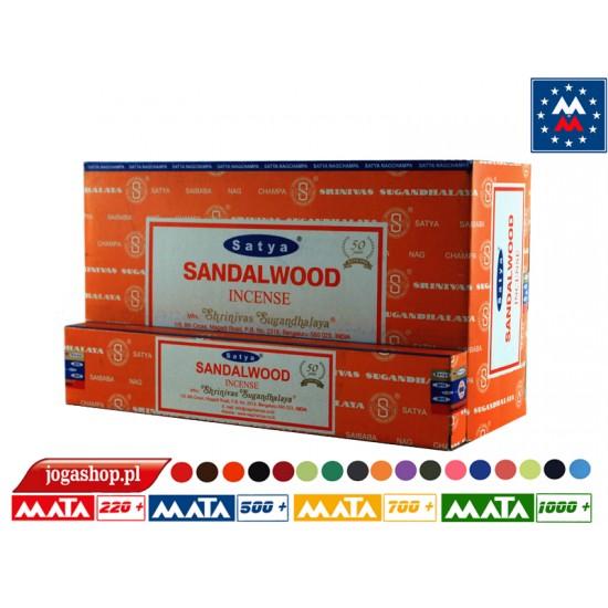 Satya Sandalwood Orange 15 grams