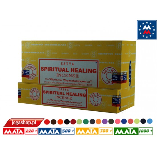 Satya Spiritual Healing 15 grams
