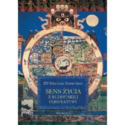Dalaj Lama XIV Tenzin Gjatso - Sens życia z buddyjskiej perspektywy