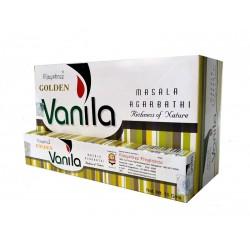Kadzidło szczęścia - Golden Vanila 15 gram