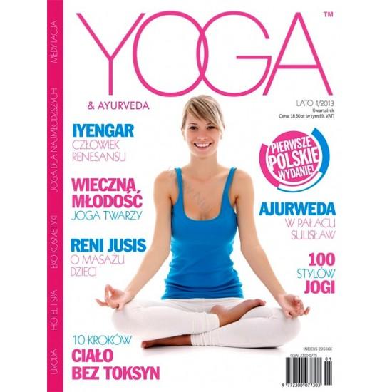Magazyn Yoga & Ayurveda - Nr 1/2013